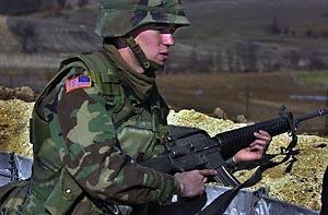 Kosovo March 2000