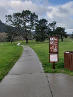 Trailhead at Rancho Canada